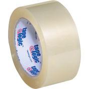 "Carton Sealing Tape 2"" x 110 Yds 1.8 Mil Clear - Pkg Qty 6"