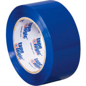 "Carton Sealing Tape 2"" x 110 Yds 2.2 Mil Blue - Pkg Qty 18"