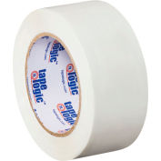 "Carton Sealing Tape 2"" x 110 Yds 2.2 Mil White - Pkg Qty 18"