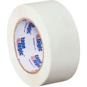 "Carton Sealing Tape 2"" x 110 Yds 2.2 Mil White - Pkg Qty 6"
