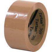 "3M 369 Carton Sealing Tape 2"" x 110 Yds 1.6 Mil Tan  - Pkg Qty 6"