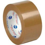 "PVC Natural Rubber Tape 2"" x 110 Yds Tan 2.2 Mil  - Pkg Qty 6"