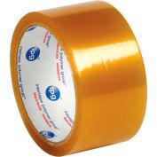 "Carton Sealing Tape 2"" x 110 Yds 1.7 Mil Clear - Pkg Qty 6"
