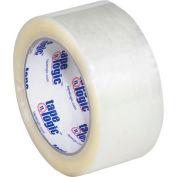 "Hot Melt Carton Sealing Tape 2"" x 110 Yds 1.6 Mil Clear - Pkg Qty 6"
