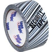 "Security Tape 2"" x 110 Yds - Pkg Qty 6"