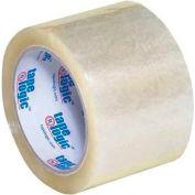 "Tape Logic® #1000 Economy Tape 3"" x 55 Yds. 3 Mil Clear - Pkg Qty 24"