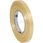 """3M™ Filament Tape 1300 1/2"""" x 60 Yds 4 Mil - Pkg Qty 12"""