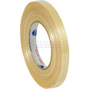 """3M™ Filament Tape 1500 1/2"""" x 60 Yds 5.1 Mil - Pkg Qty 12"""