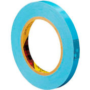 "3M 8896 Strapping Tape 1/2"" x 60 Yds 4.6 Mil Blue  - Pkg Qty 12"