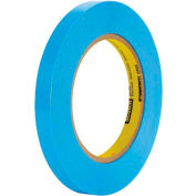 "3M 8898 Poly Strapping Tape 1/2"" x 60 Yds 4.6 Mil Blue  - Pkg Qty 12"