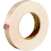 """3M 8919 Strapping Tape 3/4"""" x 60 Yds 7 Mil Clear  - Pkg Qty 12"""