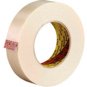 """3M 8919 Strapping Tape 1"""" x 60 Yds 7 Mil Clear  - Pkg Qty 12"""