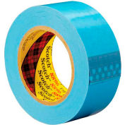 "3M 8896 Strapping Tape 2"" x 60 Yds 4.6 Mil Blue  - Pkg Qty 12"