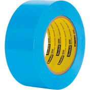 "3M 8898 Poly Strapping Tape 2"" x 60 Yds 4.6 Mil Blue  - Pkg Qty 12"