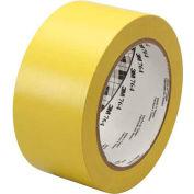 "3M™ 764 Vinyl Tape 2"" x 36 Yds 5 Mil Yellow - 6/PACK"
