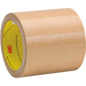 "3M™ 9458 Adhesive Transfer Tape Hand Rolls 4-1/2"" x 6 Yds. 1 Mil Clear"