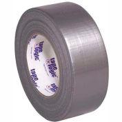 "Cloth Duct Tape AC20 2"" x 60 Yds 8 Mil Silver - Pkg Qty 3"