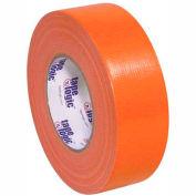 "Tape Logic® Duct Tape, 2"" x 60 yds, 10 Mil, Orange - 3/PACK"