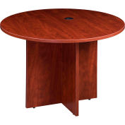 """42"""" Round Conference Table - Cherry"""