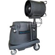 Breezer O2 Industrial-Grade Portable Cooling Fan IG-AB10-A-01-B, 110V, 7000 CFM