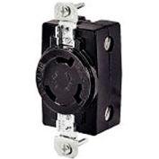 Bryant FSL1FR TECHSPEC® Receptacle, FSL1R, 30A, 28V DC, Black