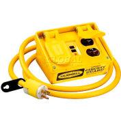 Bryant GFCI15125TRIM 15A/125V Inline Tri-Tap Manual