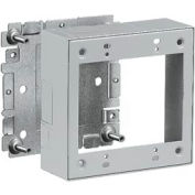 Bryant HBL20482GY 2 Gang Device Box, Gray