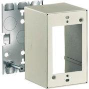 Bryant HBL57442IV 2 Gang Extra Deep Device Box, Ivory