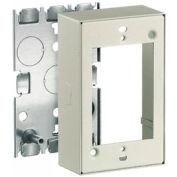 Bryant HBL5747IVA 1 Gang Shallow Device Box, Ivory