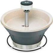 Bradley Corp® Wash Fountain, 36 In Wide, Circular, Series WF2805, 5 Person Sink