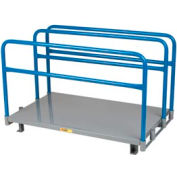 Little Giant®  Adjustable Sheet  & Panel Rack, 30 x 48