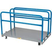 Little Giant®  Adjustable Sheet  & Panel Rack, 30 x 60