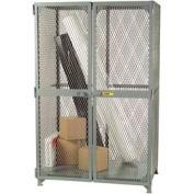 Little Giant®  All Welded Storage Locker, 30 x 72