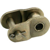 """Tritan Precision Ansi Nickel Plated Roller Chain - 120-1np - 1 1/2"""" Pitch - Offset Link"""