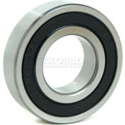 """BL Deep Groove Ball Bearings (Inch) 1657-2RS, Sealed, Light Duty, 1.25"""" Bore, 2.5625"""" OD"""