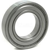 BL Deep Groove Ball Bearings (Metric) 6000-ZZ, 2 Metal Shields, Light Duty, 10mm Bore, 26mm OD