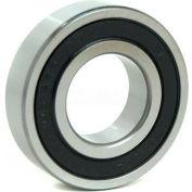 BL Deep Groove Ball Bearings (Metric) 6208-2RS, 2 Rubber Seals, Medium Duty, 40mm Bore, 80mm OD