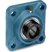 Tritan, HCFU209-28, Flange Mount Bearing, 4 Bolt Flange, Eccentric Locking Collar, Bore 44.45 mm