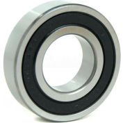 "BL Deep Groove Ball Bearings (Inch) R6-2RS, Sealed, Light Duty, 0.375"" Bore, 0.875"" OD"