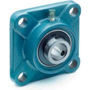 Tritan, UCF205-14, Flange Mount Bearing, 4 Bolt Flange, Set Screw Locking, Bore 22.225 mm