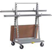 Little Giant® Adjustable Bar Rack Truck ABR-3640-6PH