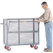 Little Giant® Welded Drop Gate Truck CAWD-2448-6PY, 24 x 48