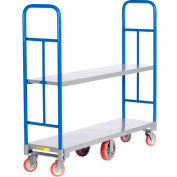 Little Giant® High End Truck with Removable Shelf HE-1648-RS, 16 x 48