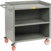 "Little Giant MC3-2436TL  36"" W Mobile Bench Cabinet, Center Shelf"