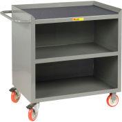 """Little Giant MCM3-2436TL  36"""" W Mobile Bench Cabinet, Center Shelf, Non-Slip Vinyl Mat"""
