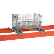 "Little Giant® Rack Deck Channel Bar, 36"" Depth"