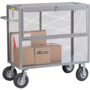 Little Giant® Security Box Truck SB-3060-9P, 30 x 60 1200 Lb.