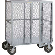 Little Giant® Job Site Security Box Truck SCN-3048-10SR, 30 x 48