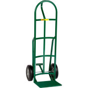 """Little Giant® Reinforced Nose Hand Truck TF-240-10 10"""" Rubber with Foot Kick & Loop Handle"""