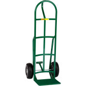 Little Giant® Reinforced Nose Hand Truck TF-240-10P Pneumatic with Foot Kick & Loop Handle